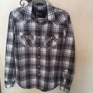 Men's shirt size S American eagle